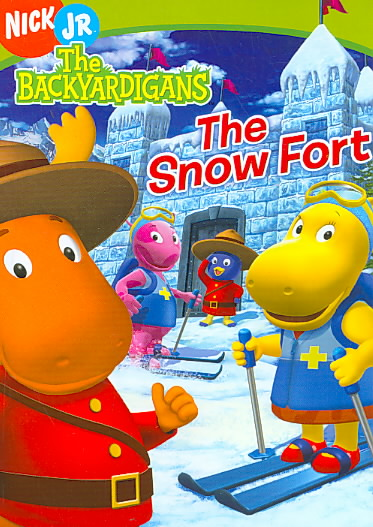 BACKYARDIGANS:SNOW FORT BY BACKYARDIGANS (DVD)